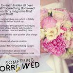 Something Borrowed Wedding Services profile image.