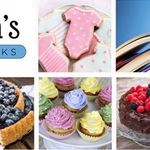 LadyRen's Bakery & Books profile image.