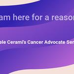 Michele Cerami's Cancer Advocate services.  profile image.
