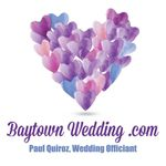 Baytown Wedding Officiant Paul Quiroz profile image.