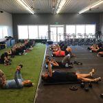 Hustle Athletic Training profile image.