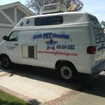 Mobile Pet Grooming Affordable Mobile Pet Grooming Servise profile image.