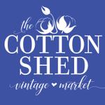 Cotton Shed Vintage Market profile image.
