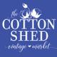 Cotton Shed Vintage Market logo