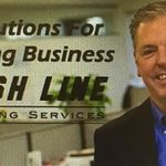 Finish Line Staffing Services profile image.