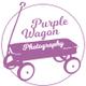 Purple Wagon Photography logo