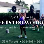 GRIT Fitness Center profile image.