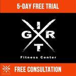 GRIT Fitness Center profile image.