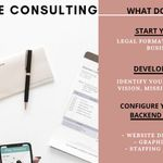 Cohesive Consulting profile image.