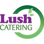 Lush Catering and Events profile image.