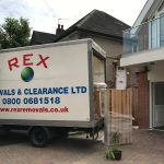 Rex removals and clearance ltd  profile image.
