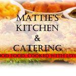 Mattie's Kitchen & Catering profile image.