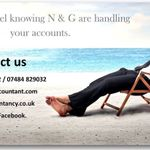 N&G Bookkeeping and Accountancy profile image.