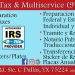 APEX Income TAX & Multiservice LLC. profile image.