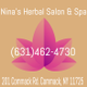 Nina's Herbal Salon & Spa logo