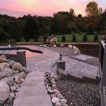 Voris Landscaping Inc. profile image.