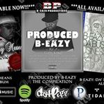 B-Eazy Productions Recording Studio profile image.