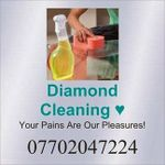 Diamond cleaning  profile image.