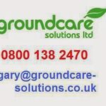 Groundcare Solutions profile image.