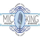MIC King Music and Events logo