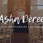 Asha's Events profile image.