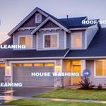 The Power Wash Company profile image.