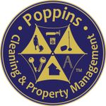 Poppins Cleaning and Property Management profile image.