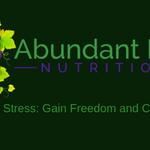 Abundant Life Nutrition profile image.