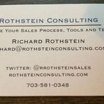 Rothstein Consulting profile image.
