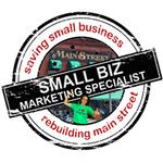 Small Biz Marketing Specialist profile image.