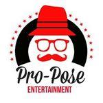 Pro-Pose Entertainment  profile image.