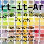 Art-it-Art Studio profile image.