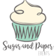 Sugar and Paper Events logo