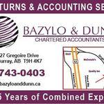 Bazylo & Dunn Chartered Accountants LLP profile image.