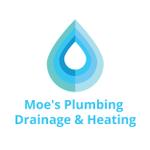 Moe's plumbing drainage & heating profile image.
