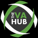 The VA Hub logo