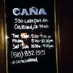 Cana Cuban Parlor and Cafe profile image.