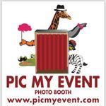 Picmyevent Photobooth profile image.