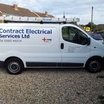 Contract Electrical Services Ltd profile image.