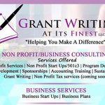 Grant Writing At Its Finest LLC profile image.