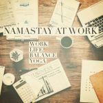 Namastay at Work profile image.