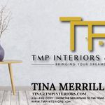 Tina Merrill Phillips Interiors & Design profile image.