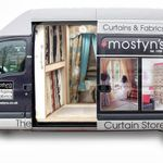 Mobile curtain showroom profile image.