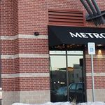 Metropolitan Bar & Grill profile image.