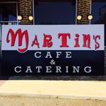 Martins Catering profile image.