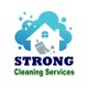 Strong Cleaning Service logo
