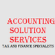 Accounting Solution Services logo