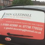 John gledhill decorating  profile image.