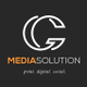 CG Media Solution logo