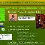 Computer  Repair, Consulting & Sales profile image.
